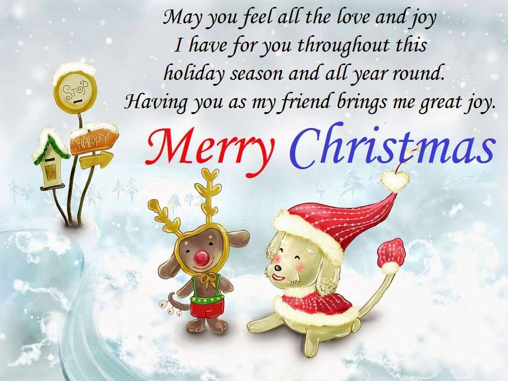 Merry Christmas Wishes 2019, Merry Christmas Quotes ...